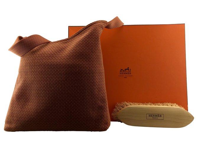 Pansage Hermes De Sac Toile Orange Sacs Hermès À Ref 113249 Main kN0wOXZPn8