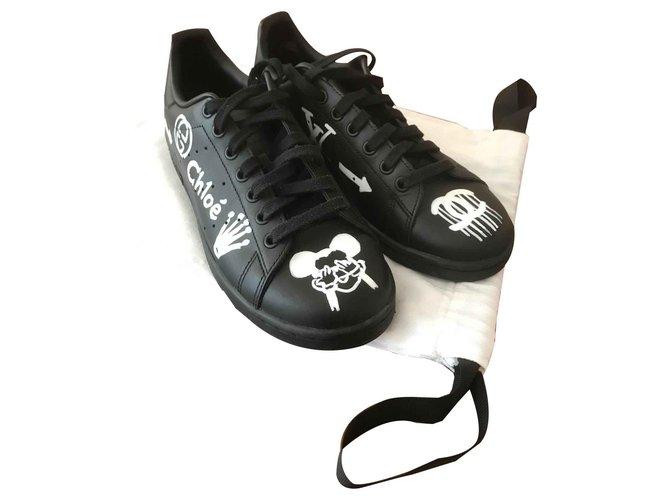 adidas stan smith noir 40