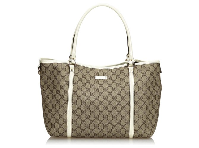 458491dd9a2 Gucci GG Joy Tote Bag Totes Leather