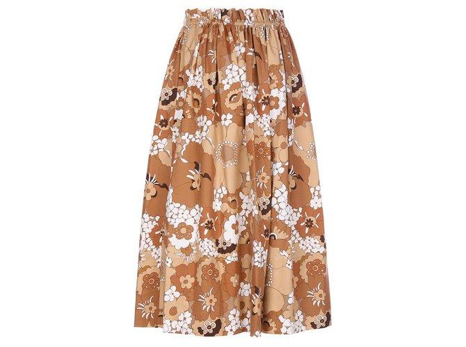 Chloé Skirts Skirts Cotton Multiple colors ref.114815