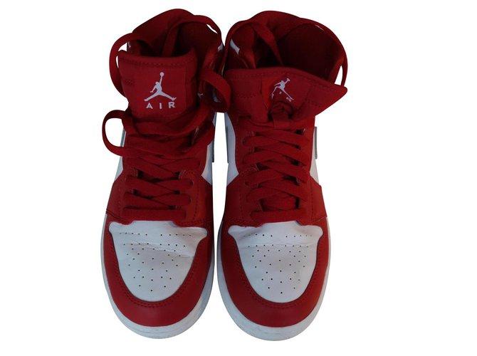air jordan 1 retro high rouge