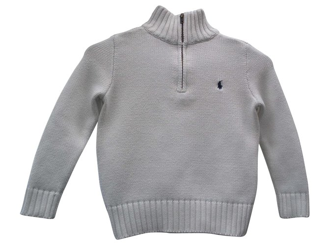 Polo Ralph Lauren Sweaters Sweaters Cotton Beige ref.116824