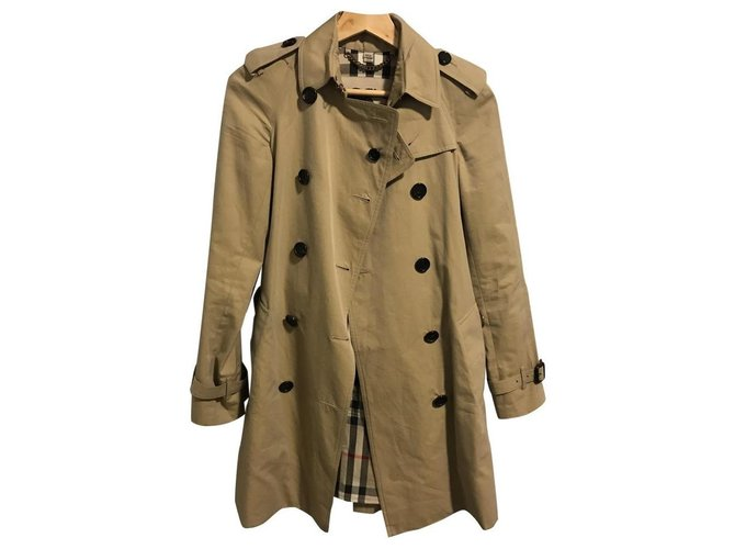 Burberry TRENCH MODEL Trench coats Cotton Other ref.117037