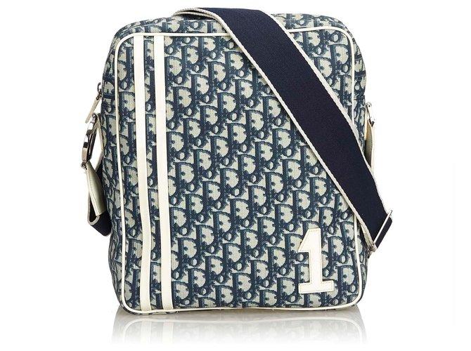 Trotter Crossbody Bag Handbags Leather
