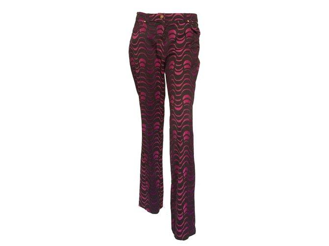 nouveau pas cher gamme de couleurs exceptionnelle meilleur Pantalon imprimé