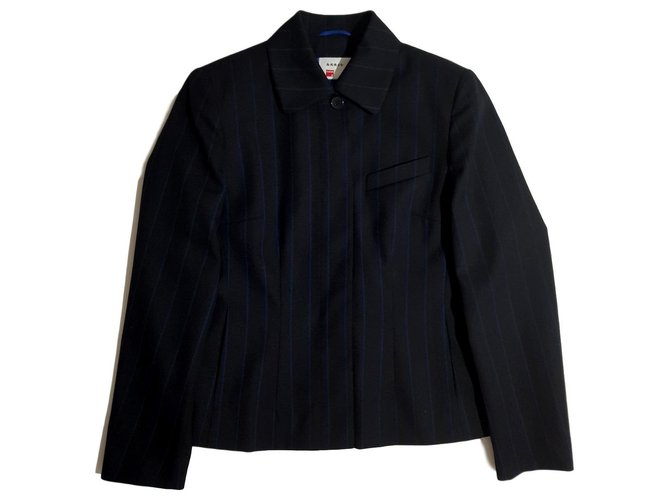 Akris Jackets Multiple colors Polyester Wool  ref.121206