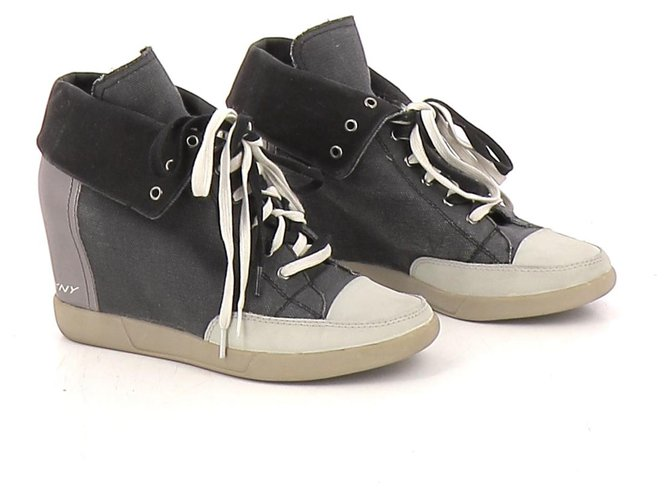 Dkny sneakers Misc Other Navy blue ref.122530