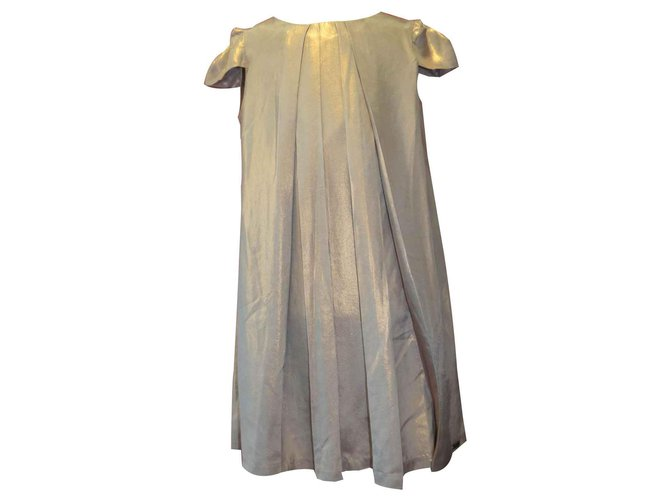 Jean Paul Gaultier Jean Paul Gaultier dress 12 new years label Dresses Polyester Multiple colors ref.122559