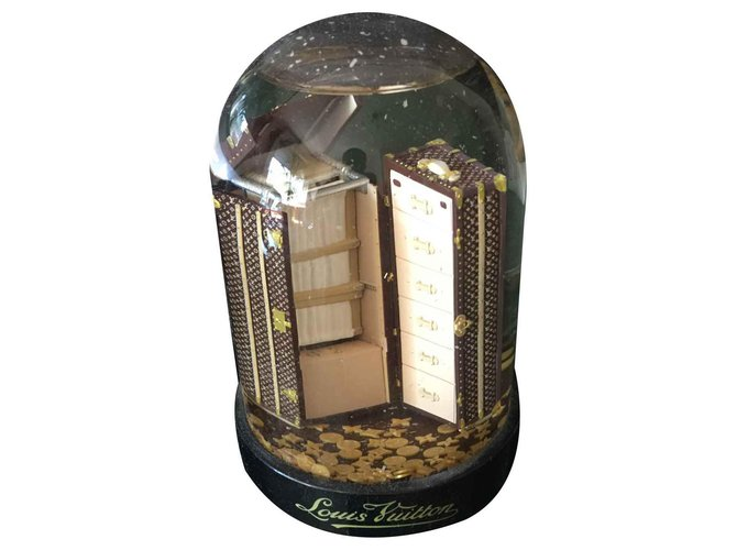 Louis Vuitton Louis vuitton snow globe Misc Glass Other ref.123197