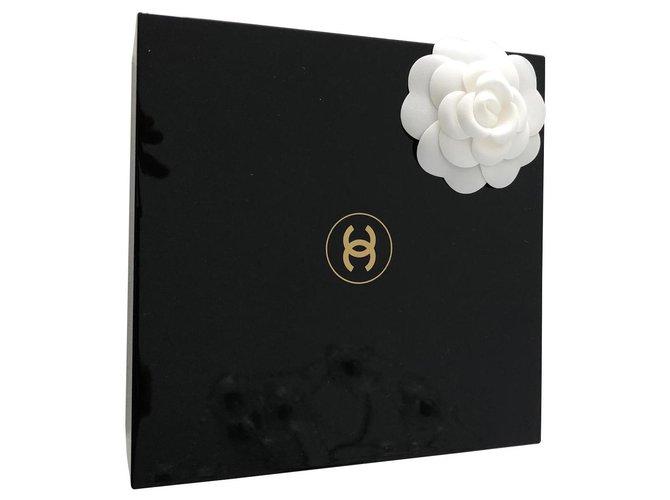 Chanel Misc Misc Acrylic Black ref.123460