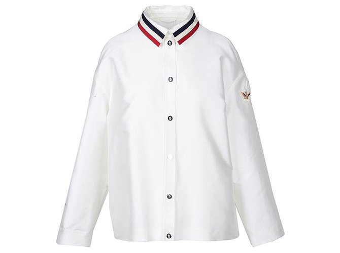 Moncler Moncler jacket new Jackets Other White ref.123580