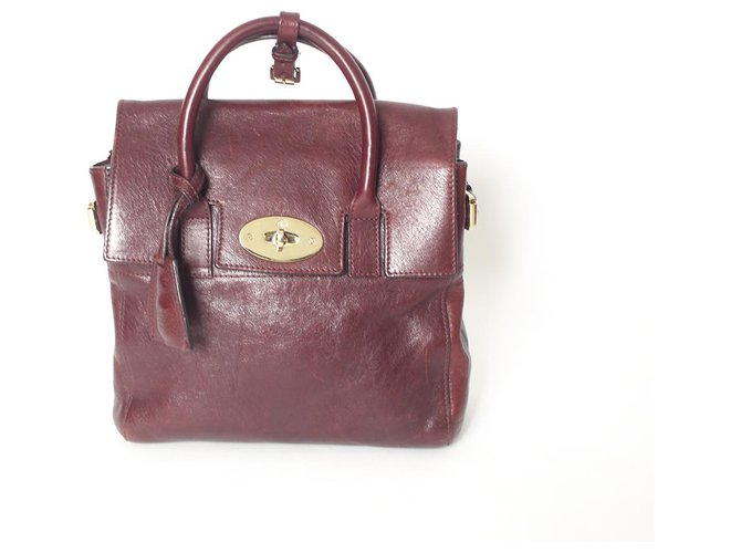 Mulberry Cara Delevigne Handbags Leather Other ref.123647