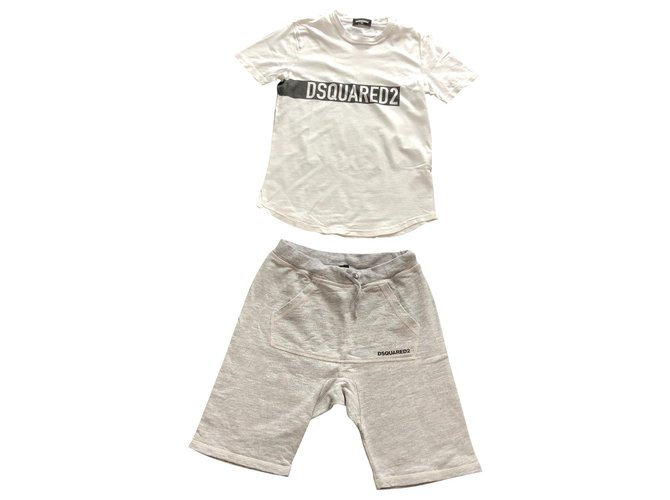 Dsquared2 Outfits Outfits Cotton Multiple colors ref.124335