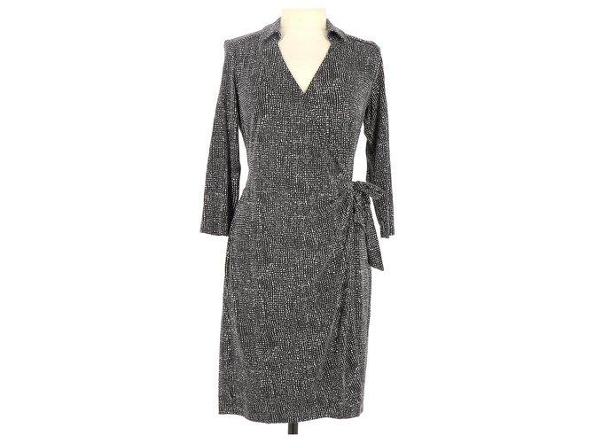 Caroll Robe Dresses Viscose Black Ref 124719 Joli Closet