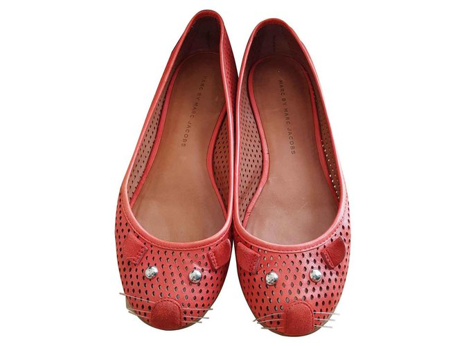 Marc by Marc Jacobs Iconic Marc Jacobs mouse flats Flats