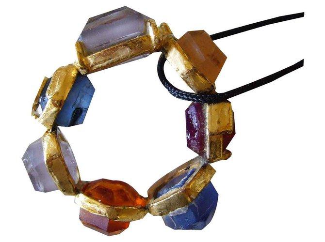 Bagues Chanel Bague Chanel Métal Multicolore ref.125207