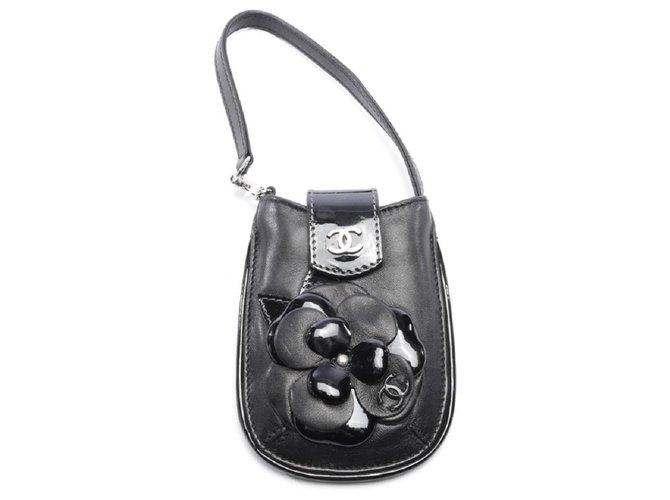 Chanel Purses, wallets, cases Purses, wallets, cases Leather Black ref.126377