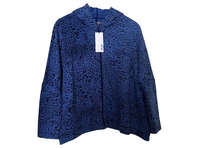 Vestes Bel Air DOLLY Polyester Bleu ref.127565