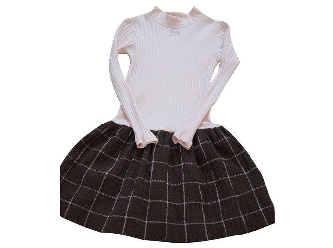 Autre Marque Dresses Dresses Cotton Multiple colors ref.130576
