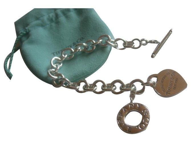 c569d9b8c Tiffany & Co Return to Tiffany Heart Tag Toggle Sterling Silver Bracelet  925 Bracelets Silver Silvery