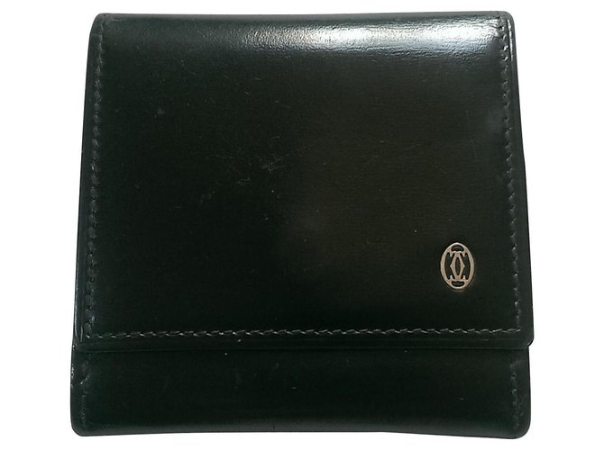 Cartier Wallets Small accessories Wallets Small accessories Leather Black ref.130691