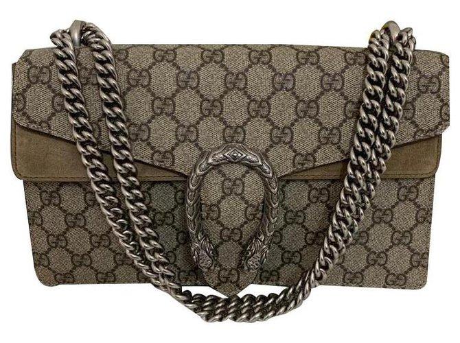 Gucci Handbags Handbags Other Beige ref.131443