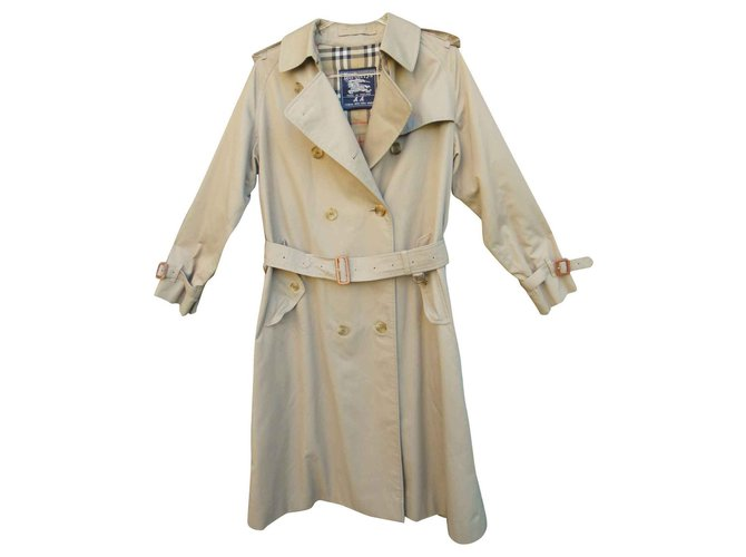 Burberry vintage Burberry trench coat 38 (10 UK) Trench