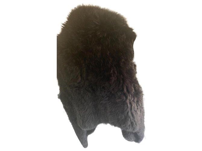Yves Salomon Knitwear Knitwear Rabbit Black ref.133464