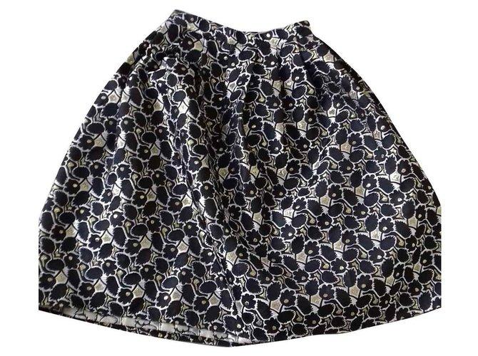 Rebecca Skirts Golden Cotton  ref.134545