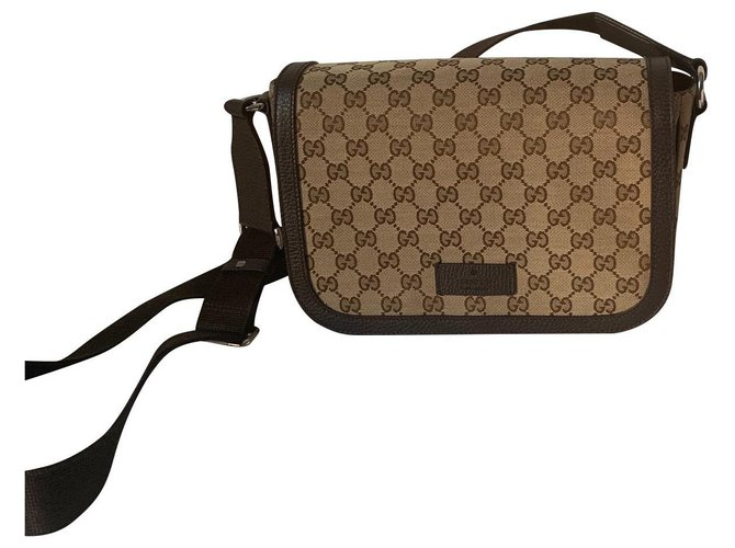 Gucci Bags Briefcases Bags Briefcases Leather Other ref.135011