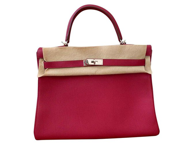 Hermès Kelly 35 Handbags Leather Other ref.135975