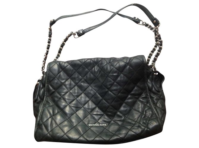 quilted bag Kors