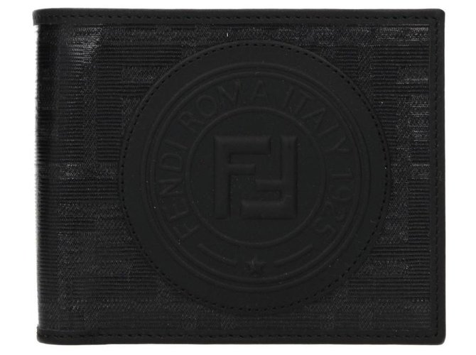 Fendi Wallets Small accessories Wallets Small accessories Other Black ref.136381