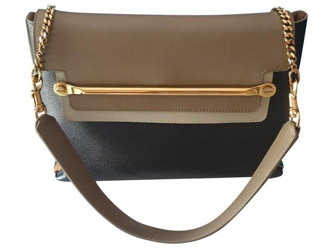 Chloé Clare Handbags Leather Multiple colors ref.136908
