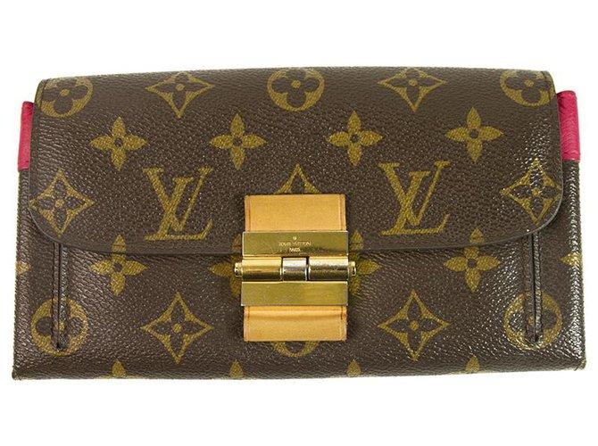Long Portefeuille Femme Louis Vuitton LV