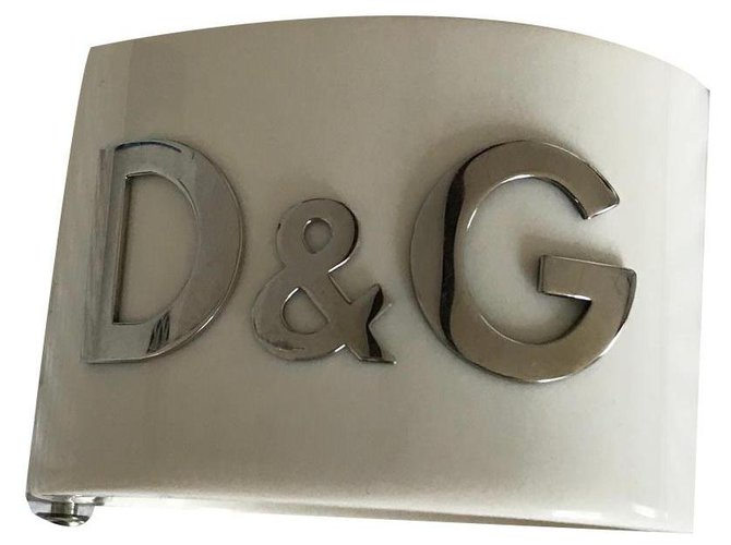 Dolce & Gabbana Bracelets Bracelets Resin White ref.137118