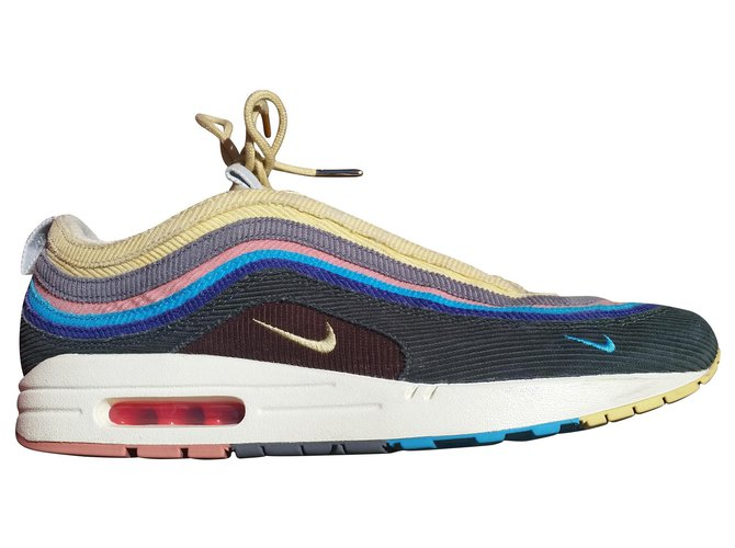 sean wotherspoon nike air max 97 burberry