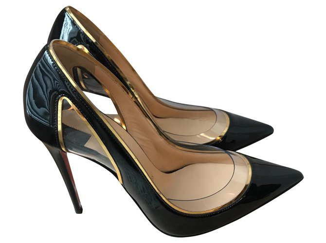 best sneakers f6372 5f2f1 Heels in patent leather