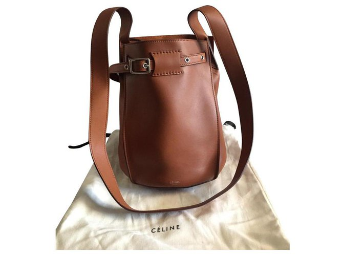 new images of top-rated professional enjoy complimentary shipping CELINE BIG BAG BUCKET BAG WITH STRAP NEW