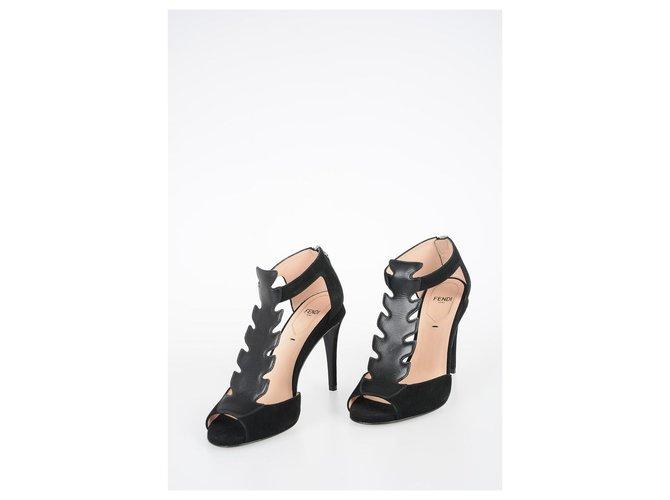 À Chaussures Chaussures Talon Fendi Chaussures Neuf À Talon Neuf Fendi Fendi lKF13JcT