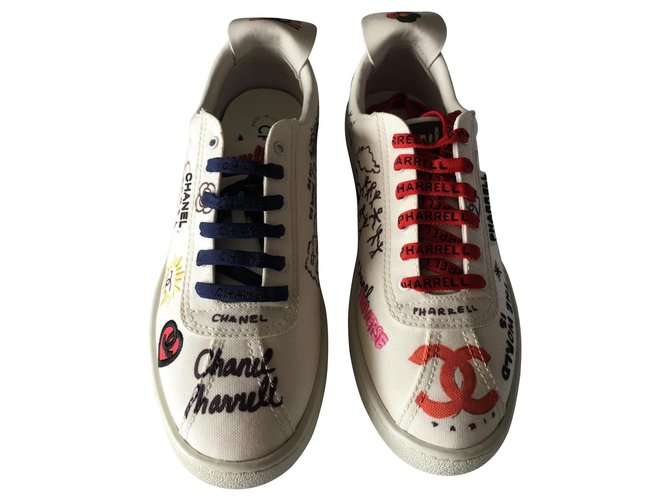 chanel shoes pharrell williams