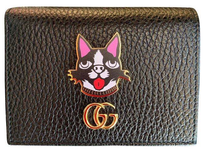 Gucci Gucci Visitenkartenetui Geldbörsen Geldtaschen Etuis