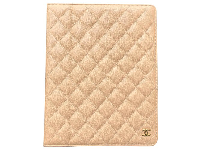 Chanel Purses, wallets, cases Purses, wallets, cases Leather Beige ref.139982