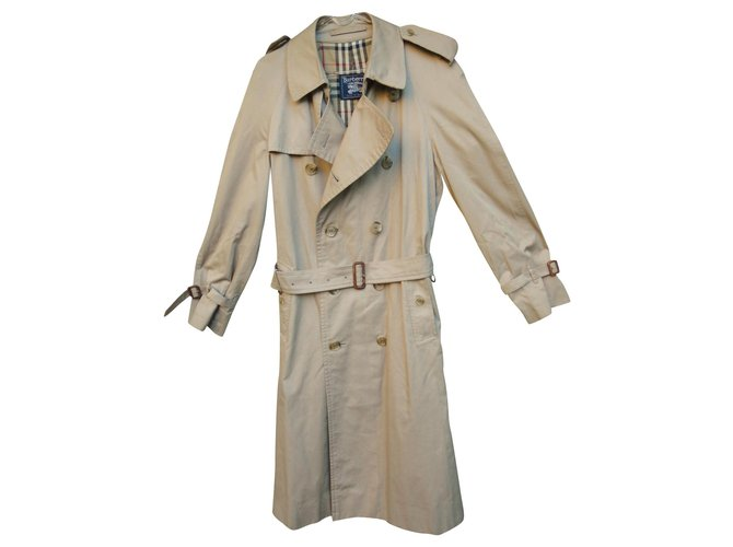 Burberry taille trench vintage Manteaux Burberry 48 homme dCxoeBr