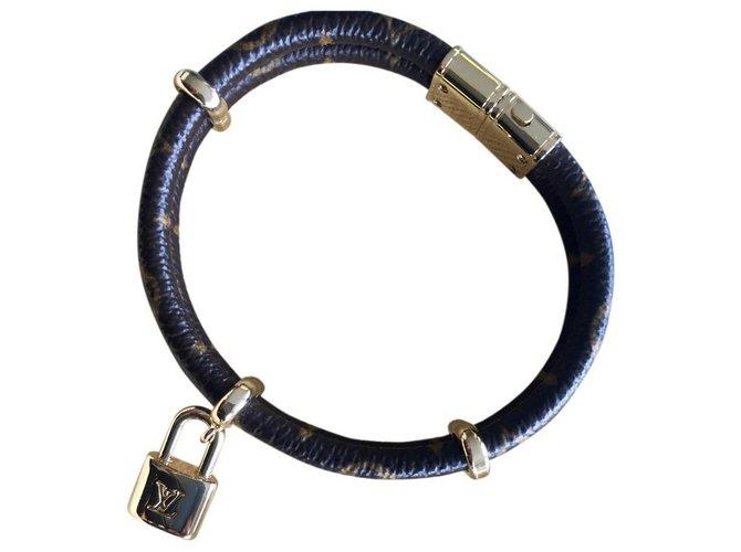 Bracelets Louis Vuitton Monogramme Autre Multicolore ref.144593