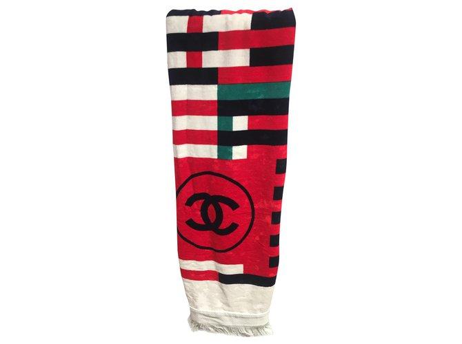Chanel Misc Misc Cotton Multiple colors ref.145749