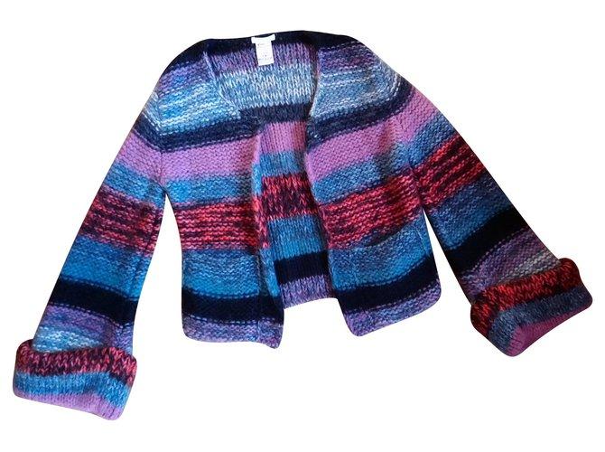 Chloé Knitwear Knitwear Wool Multiple colors ref.147211