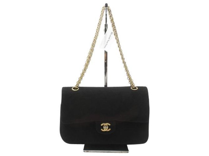 Chanel Chanel Timeless/Classique Handbags Other Black ref.149660