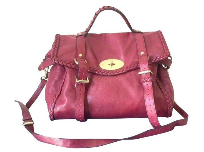 Mulberry Handbags Handbags Leather Other ref.150033