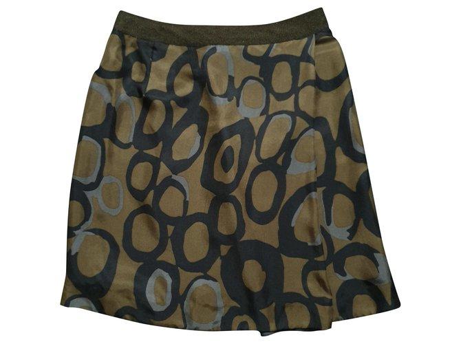 Chloé Skirts Skirts Silk Multiple colors ref.150684